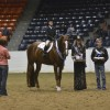 Evelyn Stein, Fancy My Details celebrate Small Fry Equitation win