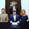Parrish signs with Navy