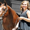 Sydney Riden grateful for opportunity to show horses
