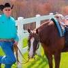 Randy Mitchell puts focus the on matching clients with the right show horses