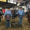 Green Western Pleasure Slot Class at Gordyville has co-champions