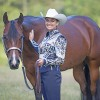 Taylor Kungle Finds New Challenge in AQHA All-Around Competition