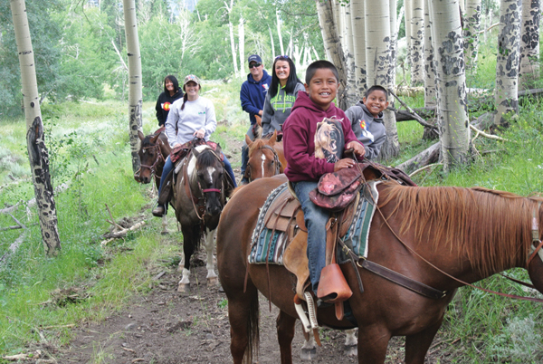 Yarnelle Family Trail Ride