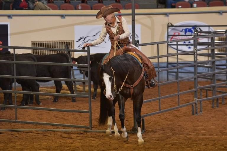 Ranch Riding at the AQHA World Shows